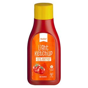 XUCKER Tomatenketchup Light mit Erythrit online kaufen im Zucker-frei Online Shop