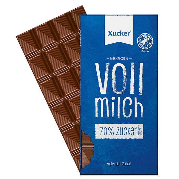 XUCKER Vollmilchschokolade Xukkolade mit Xylit kaufen