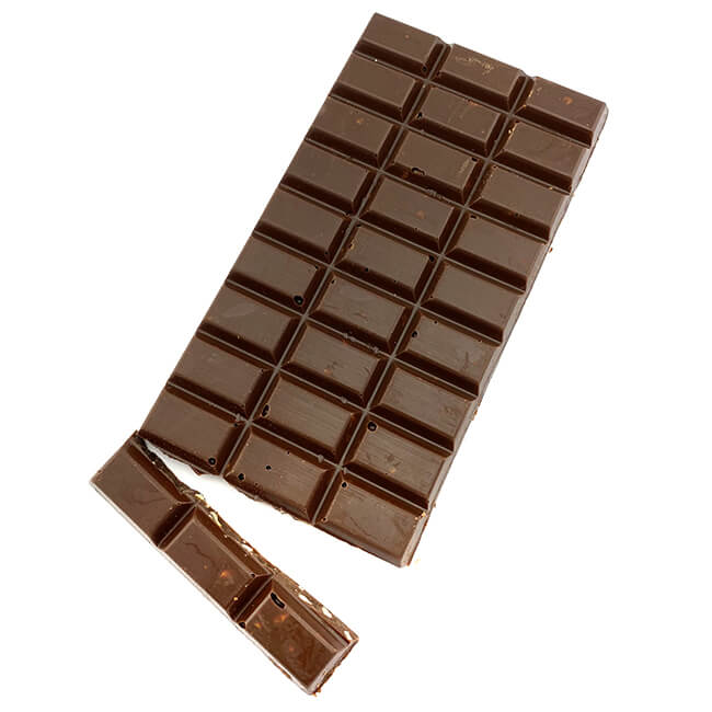 Birkengold Haselnuss Schokolade ohne Zucker Zusatz