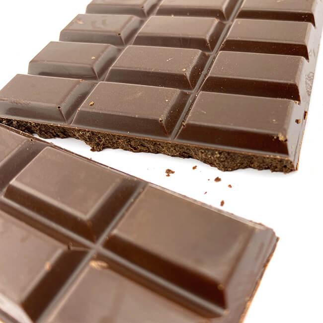 Birkengold Zartbitter Schokolade gesüßt mit Xylit