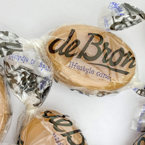 DeBron Butter Toffees bestellen. De Bron zuckerfreie Butter Toffees Bonbons 70 g. Süßigkeiten ohne Zucker. Toffees ohne Zucker kaufen