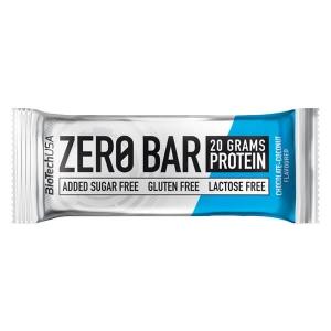 Biotech USA Zero Bar Schokolade-Kokos Proteinriegel 50 g zuckerfrei kaufen. Low Carb Eiweißriegel im Geschmack Schokolade-Kokos mit hochwertigen Protein!