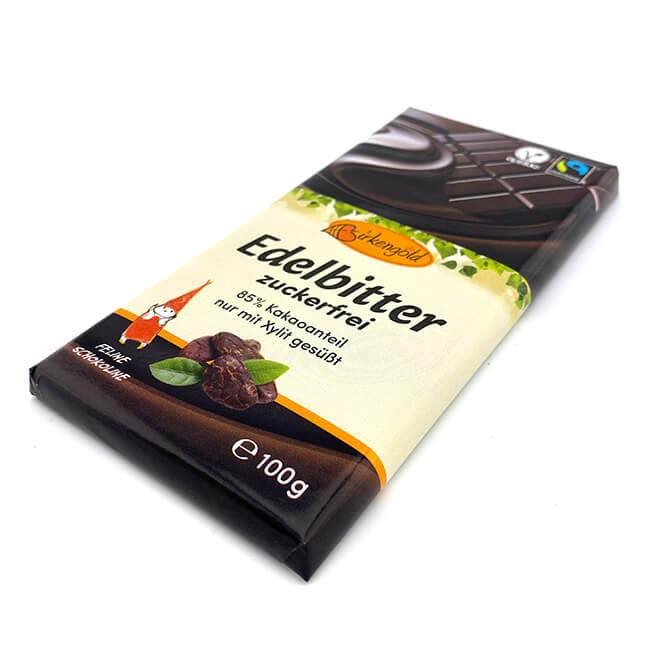 Birkengold Edelbitter Schokolade kaufen