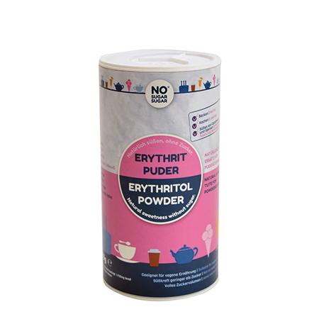 No Sugar Sugar Erythrit Puderzuckerersatz, Puderzucker Ersatz Erythrit (Erythrol). Puderzuckerersatz kaufen.