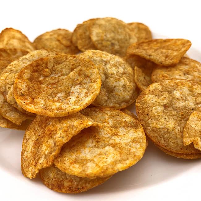"GOT7 High Protein Chips ""Hot Barbecue"" Beutel 50 g, Protein Chips kaufen. Protein Chips bestellen. Protein Chips Österreich, Protein Chips Deutschland kaufen im Shop"
