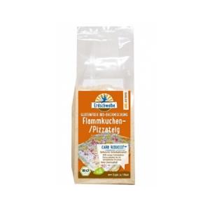 Erdschwalbe Flammkuchen-/Pizzateig Backmischung glutenfrei 150 g Beutel. Glutenfreier, Low Carb Pizzateig & Flammkuchen von Erdschwalbe online kaufen!