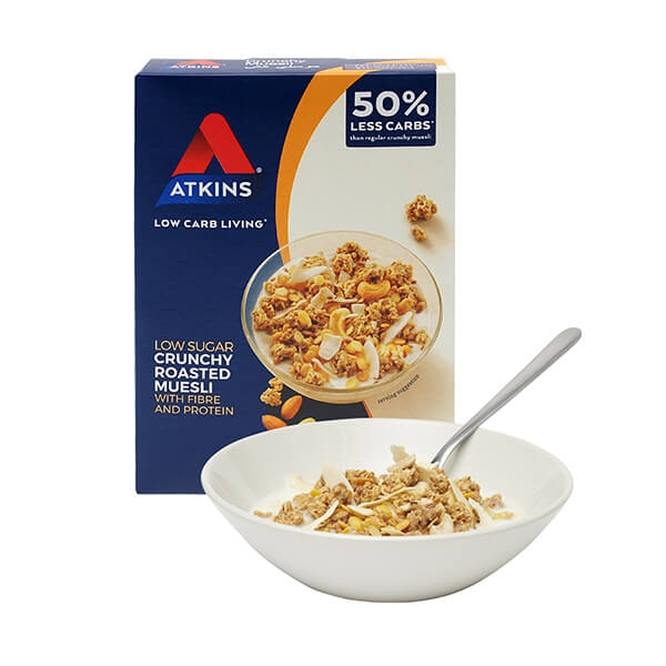 Atkins Day Break Crunchy Müsli 325 g, Atkins Day Break Crunchy Müsli kaufen, Atkins Day Break Crunchy Müsli bestellen