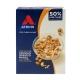 Atkins Day Break Crunchy Müsli 325 g. Low Carb Müsli kaufen. Atkins Day Break kaufen. Hoher Proteinanteil (5,25g / P), 6,4 g Kohlenhydrate. Low Carb Müsli
