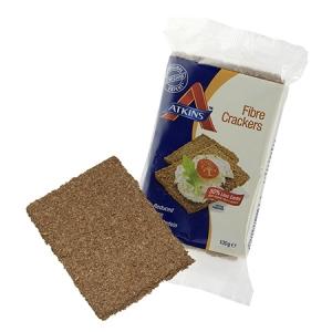 Atkins Knäckebrot Fibre Crackers 100 g, Atkins Knäckebrot Fibre Crackers 100 g > Atkins Knäckebrot kaufen im Online Shop! Hochwertige Proteinquelle (15 g Eiweiß), Low Carb Knäckebrot kaufen!