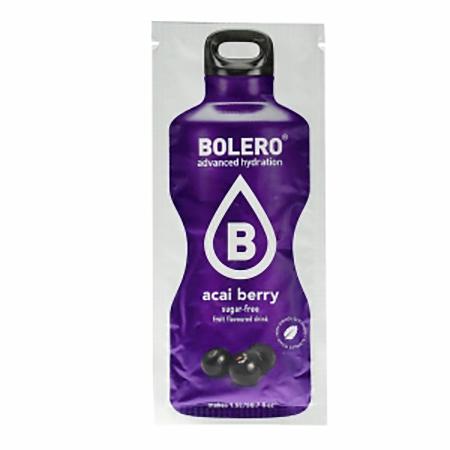 """Bolero Instant Acai Berry kaufen, Bolero Instant Erfrischungsgetränkepulver 9 g Beutel Rote Früchte """"Acai Berry"""" (Acaifrucht) für 1,5 l fertiges Getränk"""