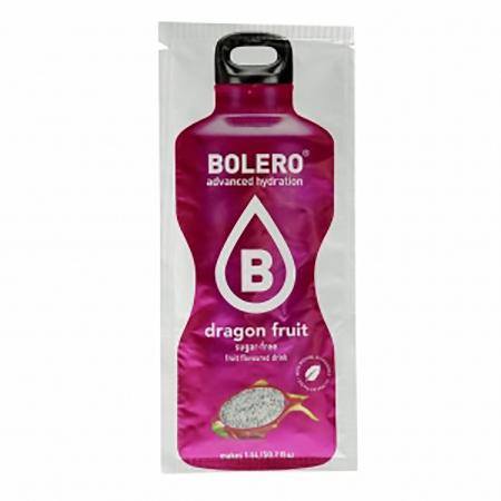 """Bolero Instant Dragon Fruit kaufen, Bolero Instant Erfrischungsgetränkepulver 9 g Beutel Exotic """"Dragon Fruit"""" (Drachenfrucht) für 1,5 l fertiges Getränk"""