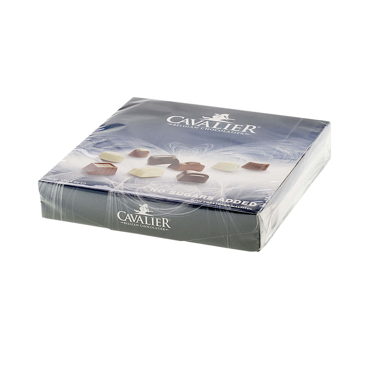 Cavalier zuckerfreie belgische Pralinen - Sortiment 125 g