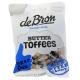 De Bron zuckerfreie Butter Toffees Bonbons 70 g. Toffees kaufen, Toffees bestellen, Toffees ohne Zucker bestellen. Frucht Toffees kaufen. Frucht Toffees online kaufen.