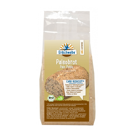 Erdschwalbe Paleobrot-Backmischung bio 300 g Beutel