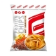"""GOT7 High Protein Chips """"Hot Barbecue"""" Beutel 50 g, Protein Chips kaufen. Protein Chips bestellen. Protein Chips Österreich, Protein Chips Deutschland kaufen"""