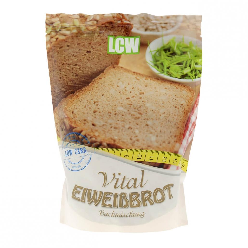 "LCW Backstübchen ""Vitalbrot"" Backmischung Low Carb 360 g"