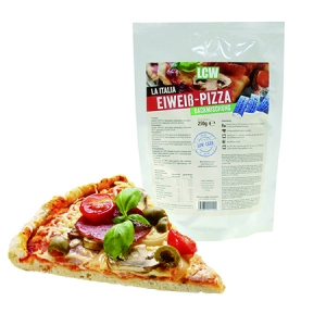LCW Backstübchen La Italia Low Carb Pizzamischung 250 g. Im Low Carb Shop kaufen. Low Carb Pizza Mischung von LCW. Einfach in der Zubereitung, Eiweißreich!