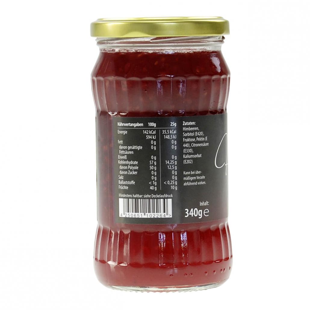 """LCW Gourmet Fruchtaufstrich """"Himbeere"""" 340 g"""