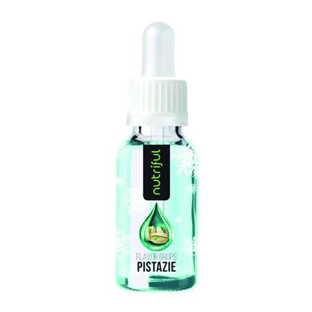 Nutriful Flavor Drops limitierte Winteredition Pistazie 30 ml günstig online kaufen. Kalorienfreies Geschmackskonzentrat & Süßstoff für Speisen & Getränken.