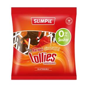 Slimpie zuckerfreie Low Carb Lollies Schlecker 108g (ca. 11 Stück). Schlecker phne Zucker, Lollies ohne Zucker kaufen. zuckerfreie Lollies kaufen.
