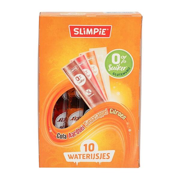 Slimpie zuckerfreies Wassereis 10 x 40 ml, wassereis zuckerfrei