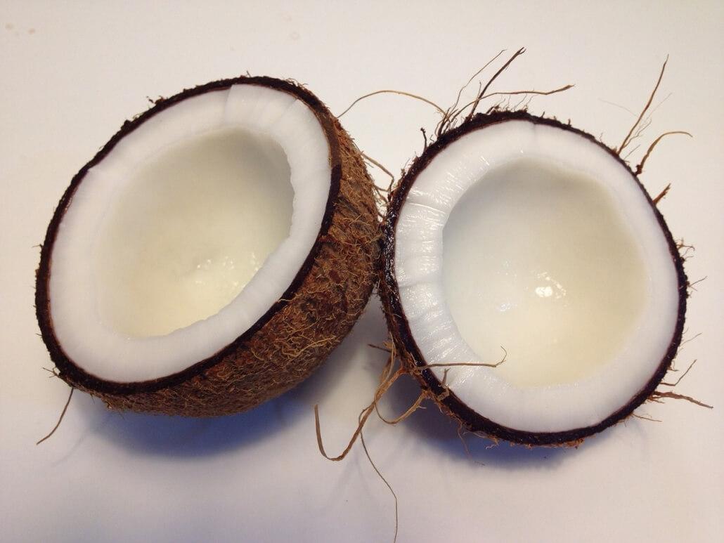 Starlinger natives kaltgepresstes Bio-Kokosöl in Rohkostqualität 1000 ml Glas