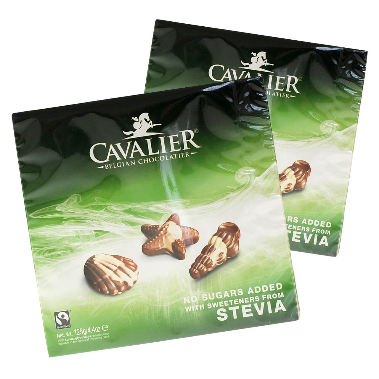 Cavalier Stevia Pralinen Nuss Nougat Meeresfrüchte, Cavalier Stevia Pralinen kaufen, Cavalier Stevia bestellen