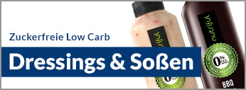 LCHF, Low Carb High Fat, Dressings und Soßen