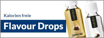 Zuckerfrei Online Shop, Flavour Drops kaufen