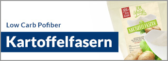 Zuckerfrei Online Shop, Low Carb Kartoffelfasern, Polier kaufen
