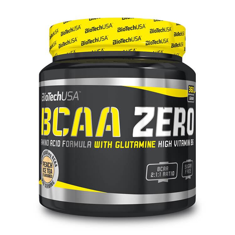 BioTech USA BCAA Zero Aminosäure Tropical Fruit 360 g Dose (40 Portionen). BioTech USA BCAA Zero kaufen ✓ BCAA Pulver kaufen ✓ BioTech USA BCAA Zero kaufen!