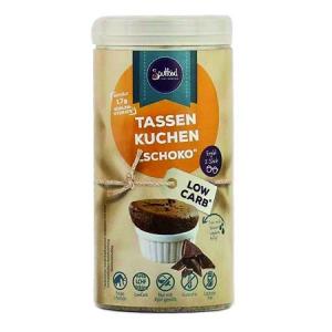 Low Carb Tassenkuchen Schokolade Soulfood LowCarberia 100 g kaufen. Low Carb Schoko Kuchen ohne Zucker, gesüßt mit Xylit. Low Carb Schoko Kuchen kaufen!