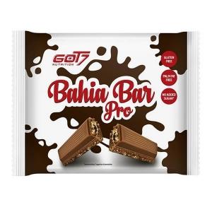 GOT7 Bahia Bar Schokoladenwaffel 64,5 g. GOT7 Low Carb Waffel kaufen. Zuckerfrei, gesüßt mit Maltit. Protein Riegel, GOT7 Bahia Bar online kaufen im Shop!