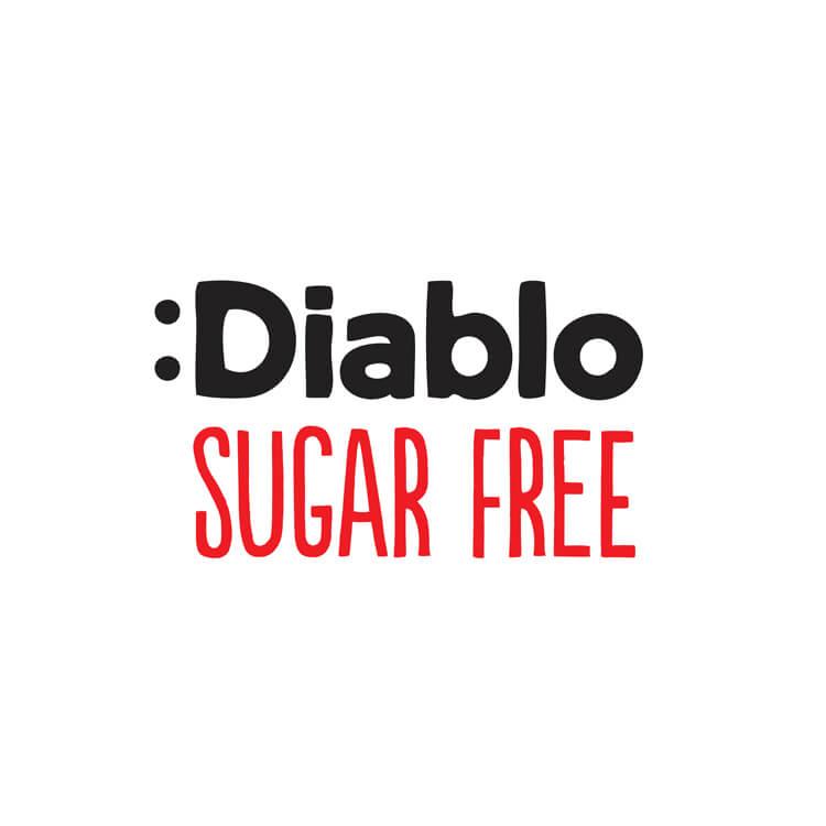 Diablo Hersteller, Diablo zuckerfrei, Diablo Produkte, Diablo Süßigkeiten, Diablo Waffel, Diablo Kuchen, Diablo Riegel, Diablo Süßes, Diablo ohne Zucker