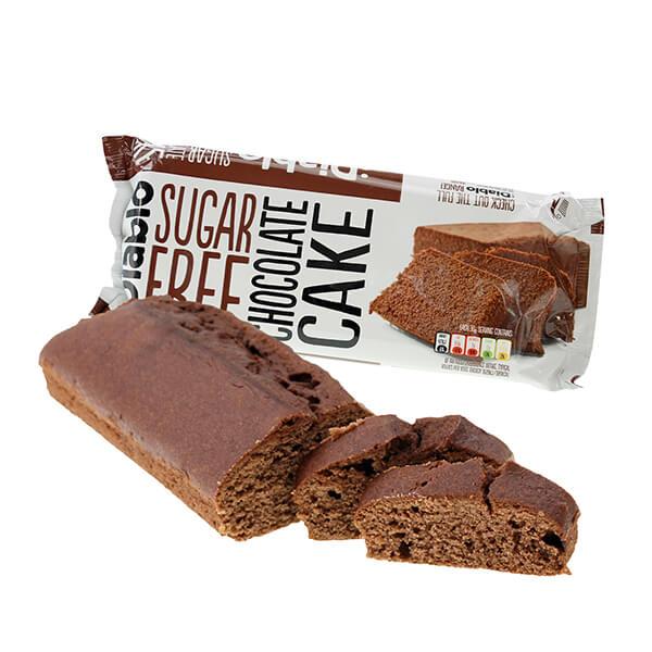 Diablo Zuckerfreier Kuchen Fertiggebacken Ready To Eat Schokolade Kaufen