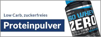 Zuckerfrei Online Proteinpulver kaufen. Proteinpulver kaufen online im Shop