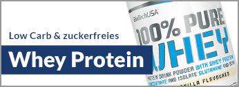 Zuckerfrei Online Whey Protein kaufen, Whey Protein online kaufen