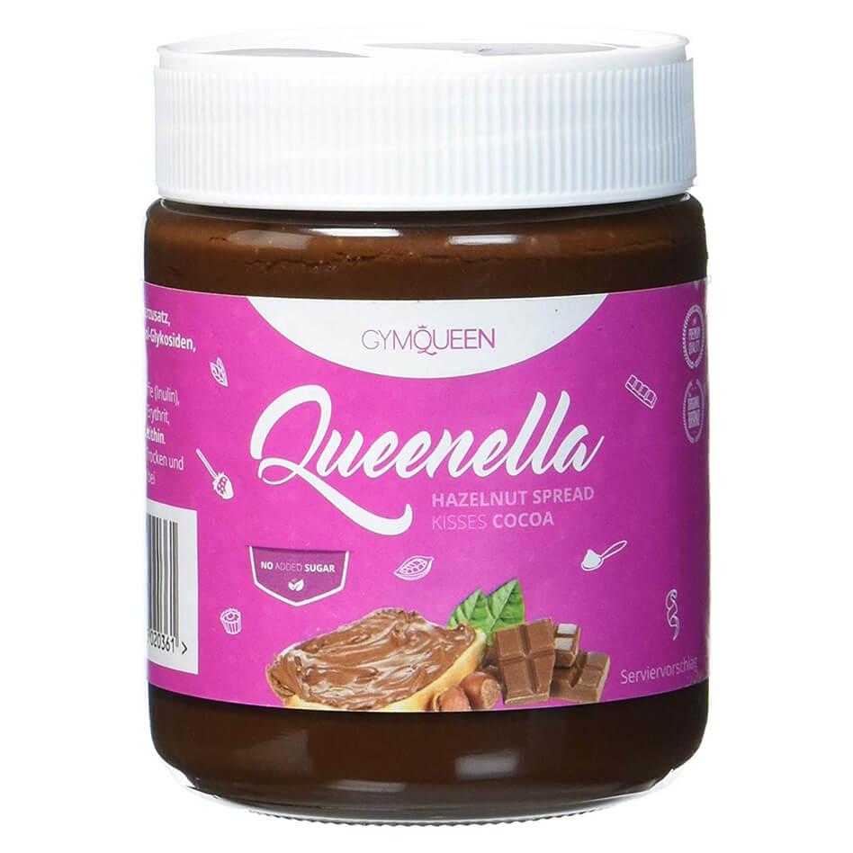 Gymqueen Queenella Schokolade Haselnuss Ceme 250 g Glas online kaufen