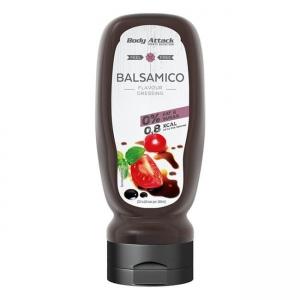 Body Attack Balsamico Dressing 320 ml kaufen. Body Attack BBQ Sauce kaufen. 0% Fett, 0% Zucker und nur 1 Kalorie / Portion! Glutenfrei & laktosefreie Soße