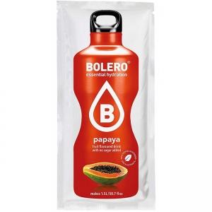 Bolero Instant Erfrischungsgetränkepulver 9 g Beutel PAPAYA für 1,5 l fertiges Getränk