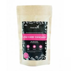 Simply Keto Low-Carb-Pancakes oder Waffeln Pfannkuchen Backmischung glutenfrei ketogen 285 g Beutel kaufen. Simply Keto Low-Carb-Pancakes online kaufen!