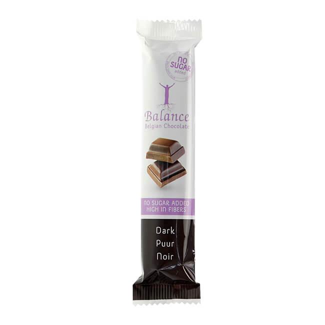 Balance Schokoriegel Dark Zartbitter pur ohne Zuckerzusatz 35 g. Balance Schokoriegel ohne Zuckerzusatz online kaufen. Balance Schokolade Riegel kaufen