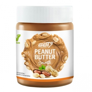 GOT7 Nutrition Peanut Butter smooth zuckerfreie Erdnussbutter 500 g online kaufen. GOT7 Nutrition Erdnussbutter kaufen. Peanut Butter smooth Low Carb