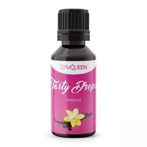 GymQueen Tasty Drops Vanille 30 ml, Flavour Drops online kaufen