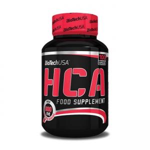 BioTech USA HCA 600 mg Fatburner 100 Kapseln. Garcinia cambogia extract, 60% HCA content. Stimulanzien freier hochwirksamer Fatburner von BioTech USA kaufen