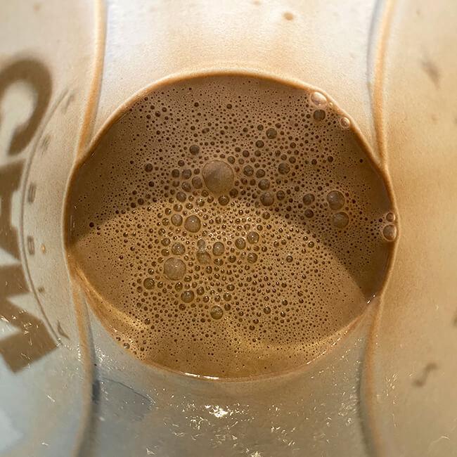 Biotech USA Protein Eis Herstellung mit 100 ml Wasser