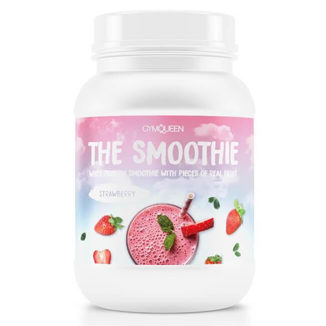 GymQueen The Smoothie Proteinshake Pulver Erdbeere 300 g Dose online kaufen. Gymqueen Smoothie Erdbeere für Proteinshake online kaufen! 22 g Eiweiß!