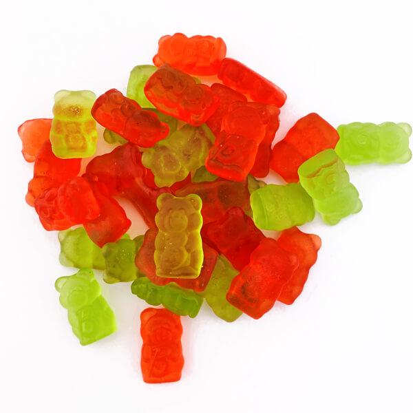 De Bron Jelly Bears Gummibärchen ohne Zucker online bestellen. Zuckerfreie Gummibären, Gummibärchen online bestellen!