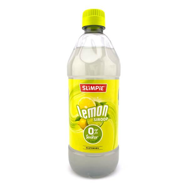 Slimpie zuckerfreier Limonaden Sirup Zitrone 580 ml kaufen. Slimpie Sirup kaufen für 7 Liter Limonade! Zuckerfreier Limonaden Sirup. Zuckerfrei!