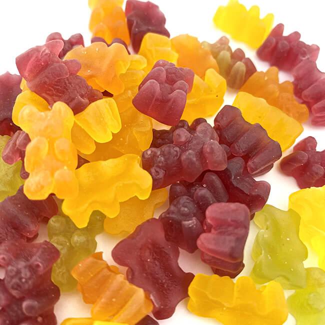 Zahn Hero Gummibärchen ohne Zucker, Xylit & Maltit kaufen. Gummibären ohne Zucker bestellen